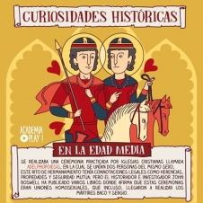 Curiosidades Edad Media