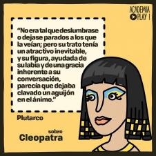 sobre Cleopatra