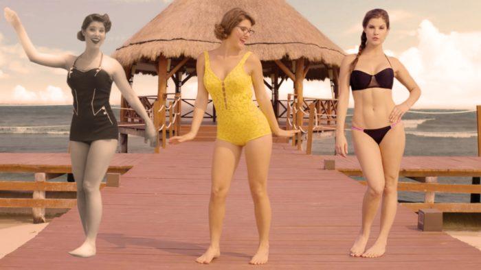 cb7120e7f993 La evolución del bikini en 10 etapas