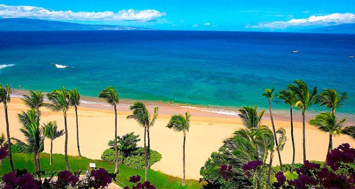 Ka'anapali-Beach-–-Hawaii
