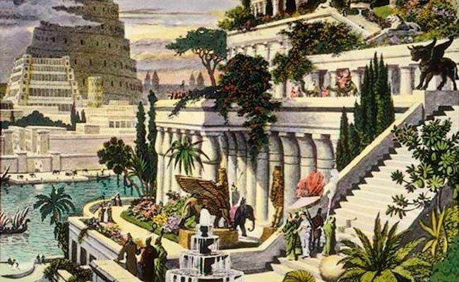 Jardines-Colgantes-de-Babilonia