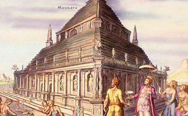 Mausoleo-de-Halicarnaso