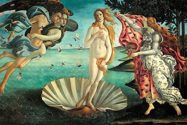 El-nacimiento-de-Venus