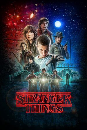 Image result for stranger things wallpaper hd