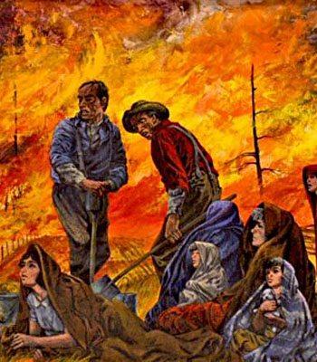 Incendio-Peshtigo