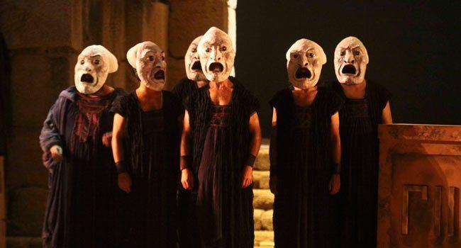 Máscaras-Teatro-Griego