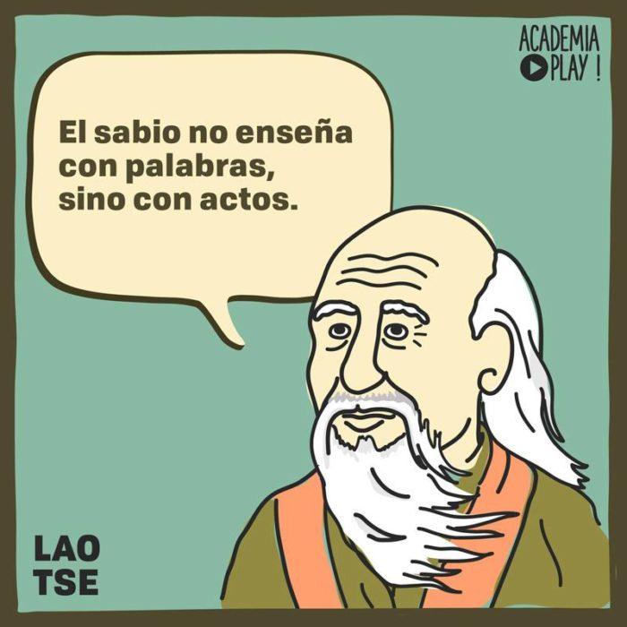 El Sabio Lao Tsé Y Su Enseñanza