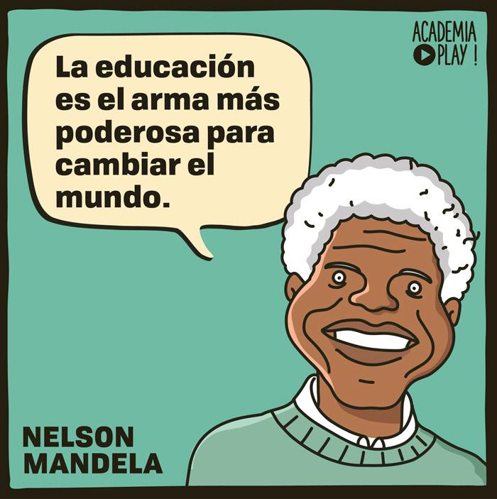 Nelson Mandela Y La Educación