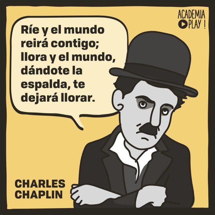 Una Triste Realidad Según Chaplin