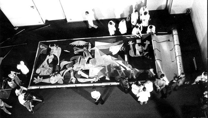 Traslado-Guernica
