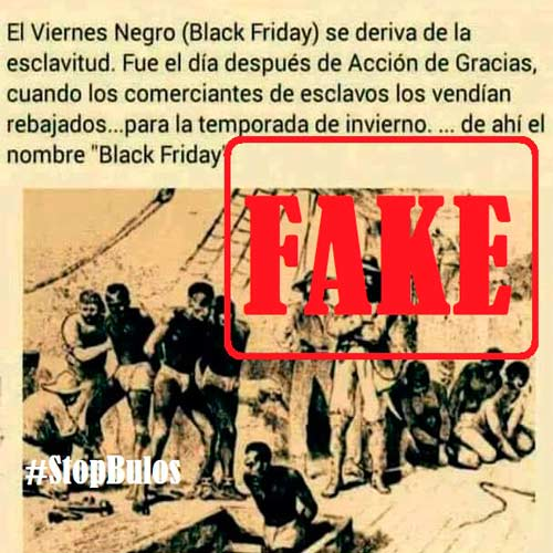 El Origen Historico Del Black Friday