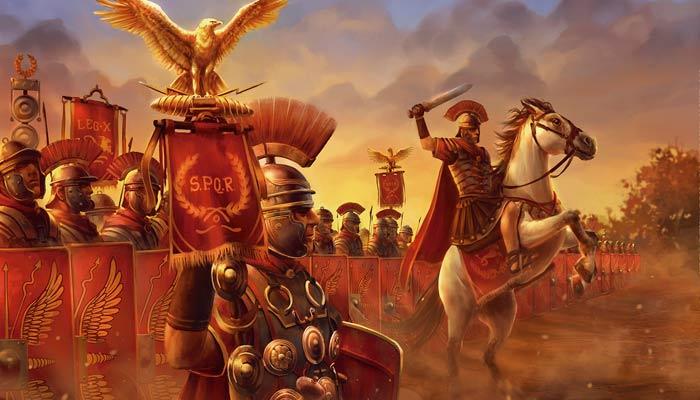 Resultado de imagen de ejército romano