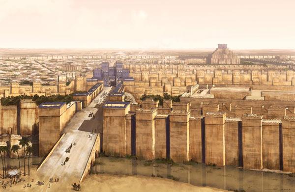 Resultado de imagen de babilonia