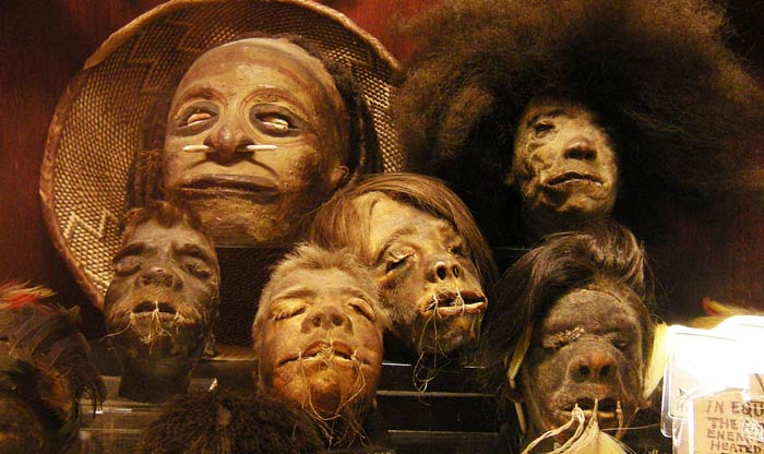 La tribu de los jíbaros: Los temibles reductores de cabezas