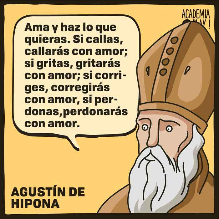 Agustin De Hipona Y El Amor