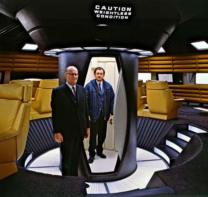 Arthur-C.-Clarke-y-Stanley-Kubrick