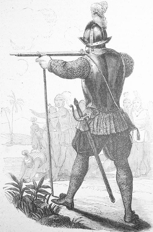 Las Armas Que Los Españoles Usaron Contra Los Mexicas En La