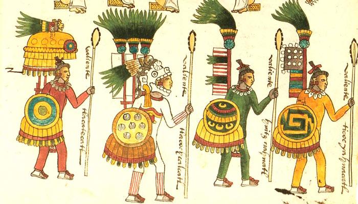 Las armas que los mexicas usaron contra los españoles en la conquista