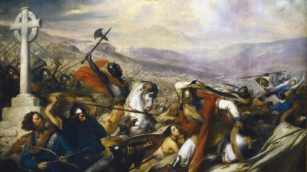 Batalla Poitiers