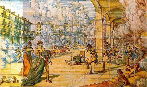 Incendio Valladolid