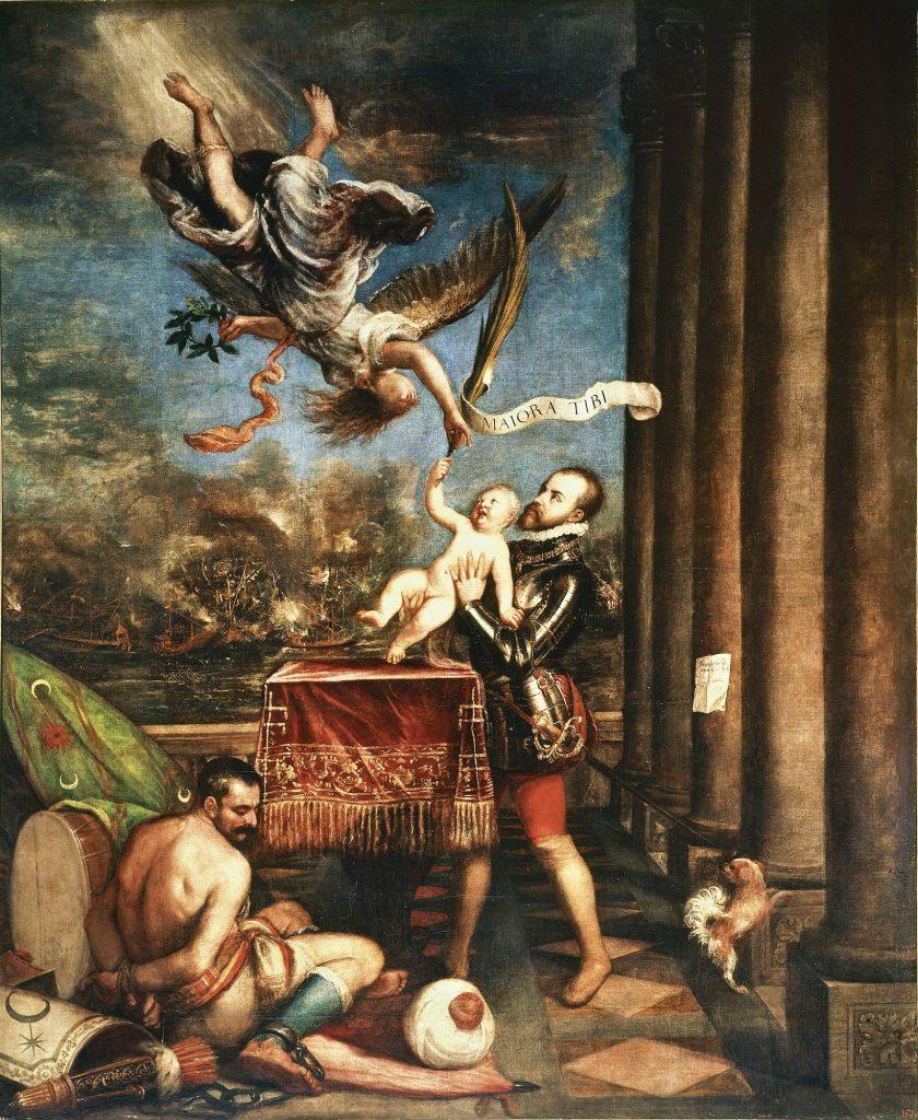Lepanto Felipe II