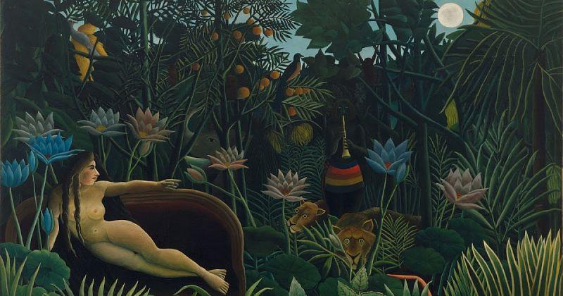 Rousseau sueño