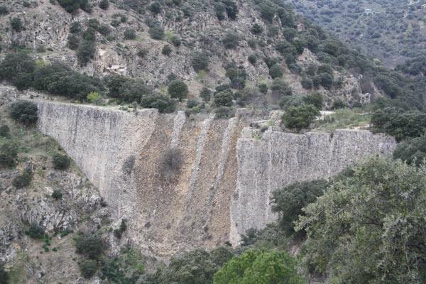 Presa de El Gasco