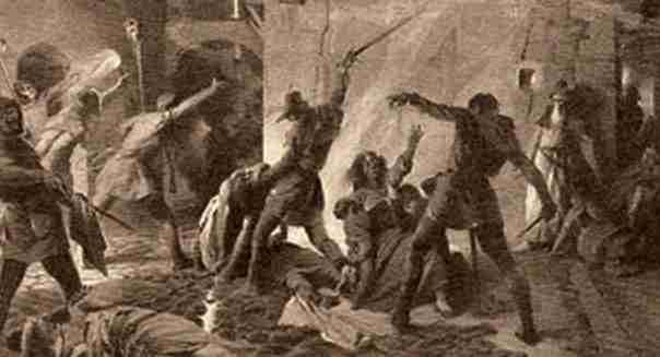 Matanza de judíos