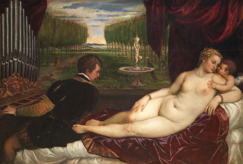 Venus música Tiziano