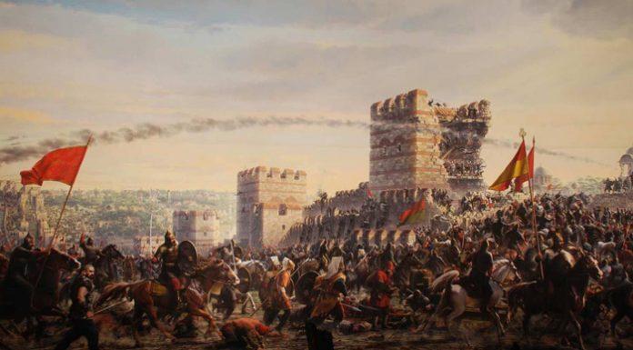 Asalto Constantinopla