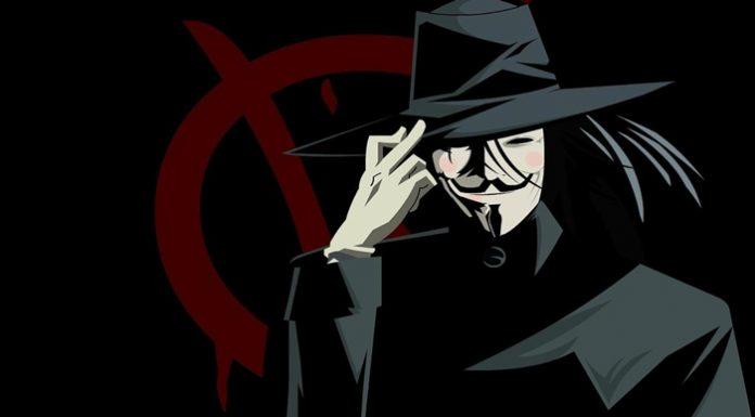 Cómic V de Vendetta