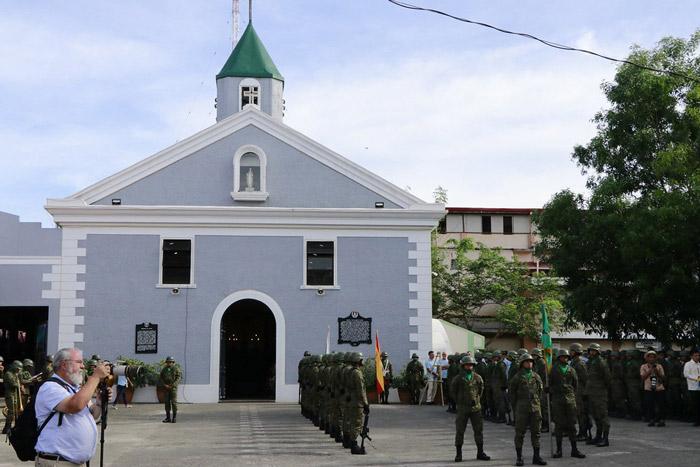 Ejército Filipino Baler