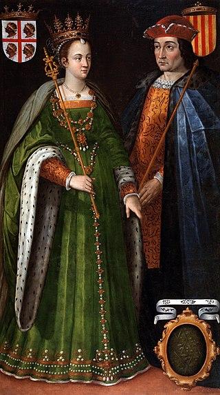 Ramón y Petronila