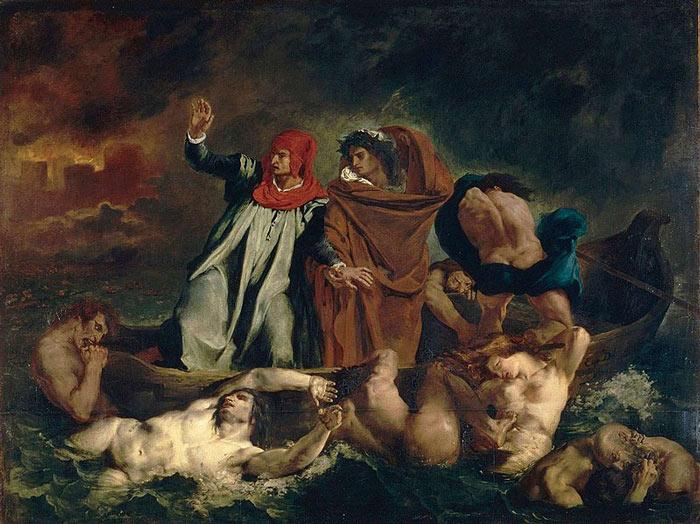 Caronte Delacroix