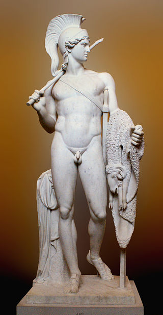 Jasón Estatua