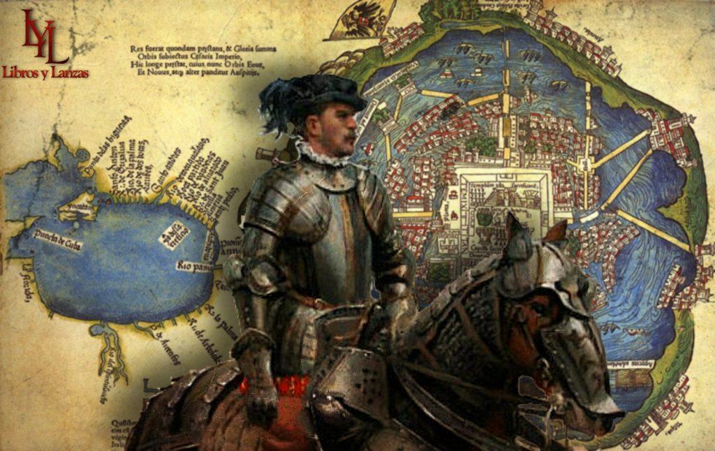 Hernán Cortés Libros y Lanzas